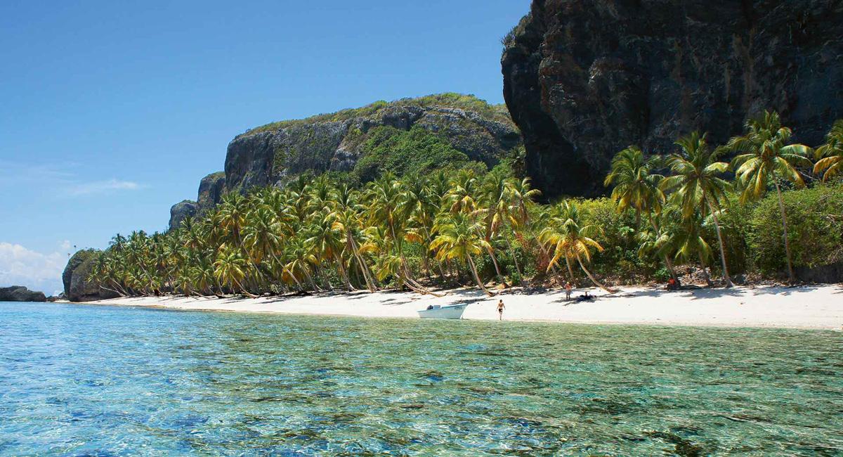Bacardi Insel Dom Rep Karte.Bericht Domrep Dominikanische Republik Informationen